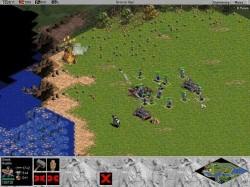 A realistic trebuchet attack simulation